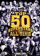 WWE: Top 50 Superstars of All Time One Disc