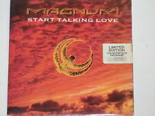"MAGNUM -Start Talking Love- 7"" 45 Limited Edition Gimmick-Cover"