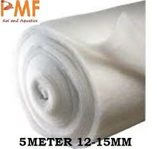 5M Aquarium Pond fish tank Filter Wool floss 12-15mm CHEAPEST ON EBAY