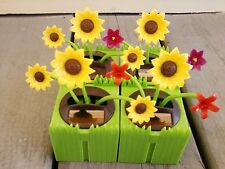 SOLAR DANCING SPRING.·:*¨¨*:·.SUNFLOWER GARDEN ·:*¨¨*:·SUN POWERED FLOWER CHOICE