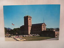 VINTAGE PHOTO POSTCARD THE CLOCK TOWER BUILDING ROCK ISLAND ARSENAL ILLINOIS