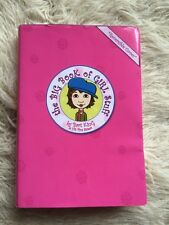 The Big Book of Girl Stuff by Bart King and B. King 2006 dust cover w/paperback