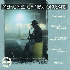 Memories of New Orleans by Various Artists (CD, Jul-1998, Yamaha Artists Series)