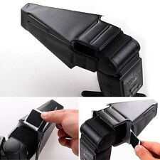 Snoot Reflector Flash Diffuser Softbox For Canon 600EX 580EX 580EX II 430EX II