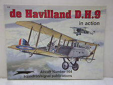 WW1 British RFC DeHavilland DH-9 in Action No.164 Squadron Signal Reference Book