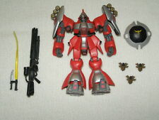 Char's Counter Attack MSN-03 Jagd Doga (Red) complete action figure