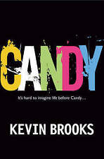 Candy, Kevin Brooks, Very Good condition, Book