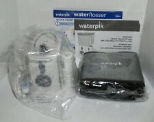 New Sealed Waterpik Nano Waterflosser WP-310W 6 Accessory Tips + Travel Case #1