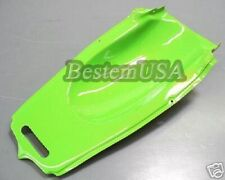 Kawasaki ZX6R(98-02),ZZR600(05-07) Undertail,Black & Green F3 By Bestem SYDNEY