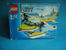Lego 3178 Wasserflugzeug mit Tankstop und Figur von 2010 OVP OBA