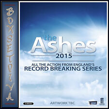 THE ASHES 2015 -   *BRAND NEW DVD*