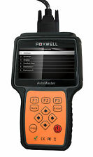 FOXWELL NT644 PRO ALL SYSTEMS DIAGNOSTIC OEM SCAN TOOL FOR 49 MANUFACTURERS