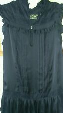 Beautiful gothic high neck dress size 12 New look