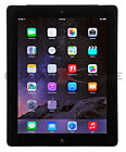 Apple iPad 2 16GB Wi-Fi + 3G 9.7in Cellular AT&T A1396 Black Tablet MD65LL/A