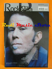 rivista ROCKERILLA NOV-DIC/2006 Tom Waits Mercuri rev Radio Birdman Zawinul Nocd