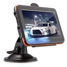 4.3'' GPS Voiture Système de Navigaion 128MB 8Go FM MP3 Plan Europe