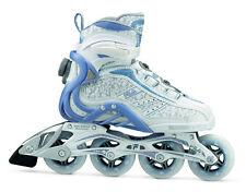 Fila EVE Pro WHT Inliner Skate Inlineskate Gr. 42 Schnellverschluß wie K2 - SALE