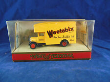 Matchbox Yesteryear Y31 1931 Morris Courier Weetabix More than a Breakfast Food