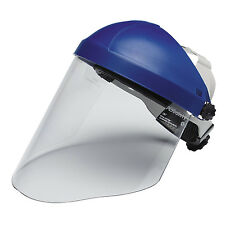 3M Headgear  Head Face Protection Polycarbonate Faceshield lab, chemistry hood