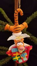 Disney ANGEL TIGGER Bag Gifts Winnie PoohChristmas Magic Ornament Halo Grolier