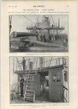 1902 On Board Hms Good Hope With The Warwickshire Hounds Verney Fenwick