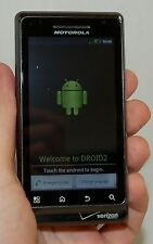 Motorola Verizon Droid A855 Smart Phone 3G Android Full-keyboard WiFi youtube A