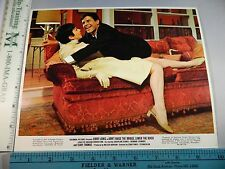 Orig VTG 1968 Jerry Lewis Don't Raise the Bridge Lower the River Film Photo Card