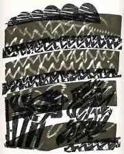 Hap GRIESHABER - FELDER IV - 1970 OriginalHolzschnitt