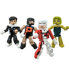 Marvel Universe Minimates Alpha Flight SDCC Mini Figure Multi Pack - NEW