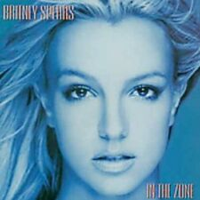 Britney Spears 'In the Zone'   ** Brand New CD **