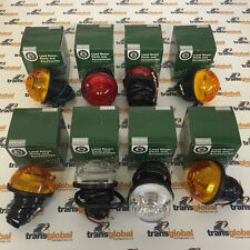 Land Rover Series 2 & 3 Light Lamp Kit - Indicators, Brake/Stop, Side Lights