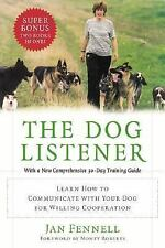 The Dog Listener Learn How to Communicate with Your Dog Very Good Free Shipping