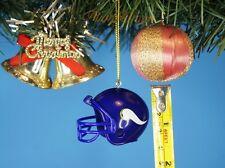 NFL Football Helmet MINNESOTA VIKINGS Ceiling Fan Pull Light Chain Decor K1286 J