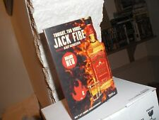 JACK DANIELS TENNESSEE FIRE GERMAN TABLE DECORATION STAND ADVERTISING FIRE