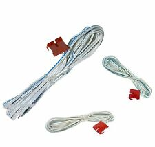 NEW Panasonic Blu-Ray 3D DVD Home Cinema Red Plug Speaker Cable Wire Lead 3m