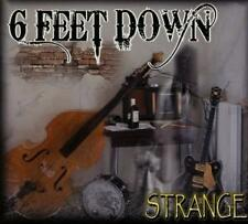6 FEET DOWN - Strange CD  (Psychobilly) Nekromantix