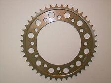 SunStar 48 Tooth 520 Conversion Works Triplestar Aluminum Rear Sprocket 5-362648
