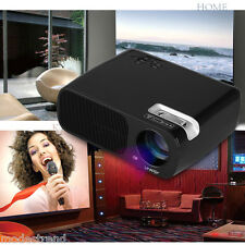 3000 lumens proiettore LED PROJECTOR 3D 1080P HDMI HD USB PC ATV Videoproiettore