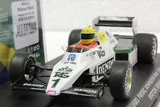 SLOTWINGS W40101 WILLIAMS FW08C AYRTON SENNA DONINGTON 83' NEW FLY 1/32 SLOT CAR