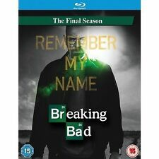 Breaking Bad - The Final Season (Blu-ray, 2013, 2-Disc Set) New and Sealed