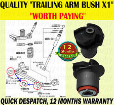FOR TOYOTA ESTIMA LUCIDA 2.4 2.0 3.0 TRAILING ARM BUSH FOR REAR AXLE SUBFRAM X1
