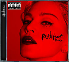 Madonna Rebel Heart Remixed CD