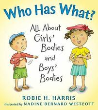 Who Has What?: All About Girls' Bodies and Boys' Bodies Let's Talk about You an