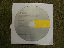 MERCEDES BENZ Telematics Model Series 212 207 07/2010 Service Manual CD OEM