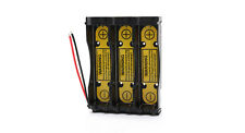 3x18650 Holder with Battery Build-in PCM Protection Circuit Module battery sled