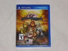NEW Grand Kingdom PSVITA Game SEALED Playstation PS Vita RPG Nis America US NTSC