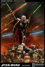 Sideshow Star Wars General Grievous 1/6 Scale Figure Brand New In Hand