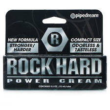 ROCK ON! EJACULATION CONTROL DELAY CREAM Sex Aid MALE Erection Stud Penis