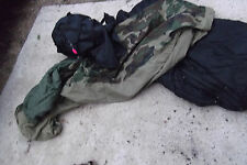 4 PIECE -40° MODULAR SLEEPING BAG SLEEP SYSTEM w/ GoreTex Bivy G,FREE SHIPPING