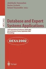 Database and Expert Systems Applications: 13th International Conference, DEXA 20